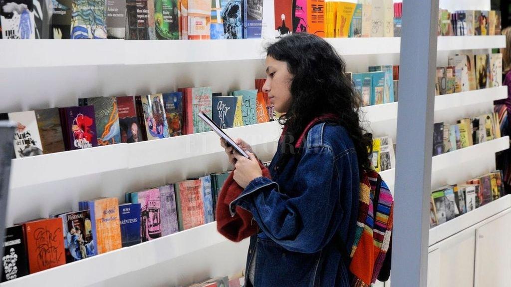 La 45° Feria Internacional del Libro de Buenos Aires se realizará desde el 23 de abril, en el comienzo de las 35º Jornadas Profesionales, hasta el 13 de mayo inclusive, en el predio ferial La Rural. <strong>Foto:</strong> Gentileza MIC