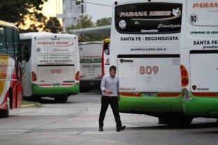 Se normaliza el transporte de media distancia en la provincia