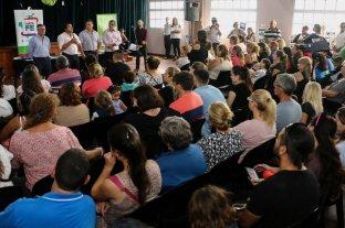 Sortearon 21 viviendas entre 500 familias de Sauce Viejo