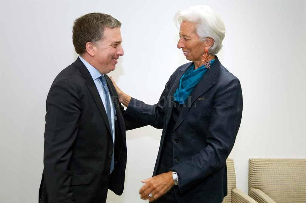 El FMI autorizó el desembolso de otros US$10.800 millones