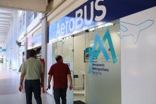 La Terminal ya tiene sala de espera para los pasajeros del AeroBus
