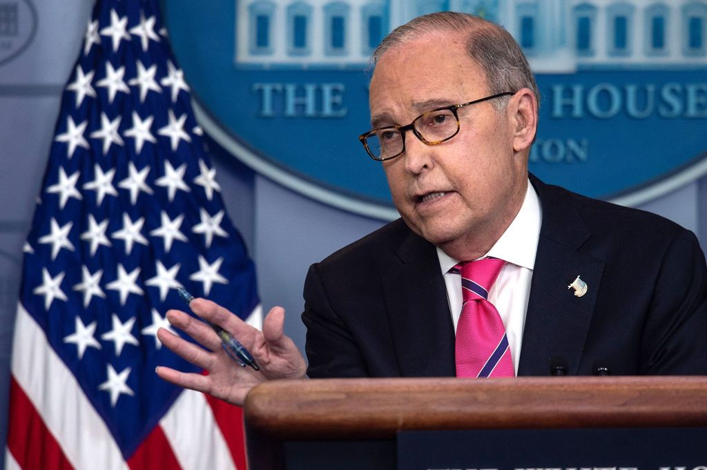 Larry Kudlow <strong>Foto:</strong> Archivo