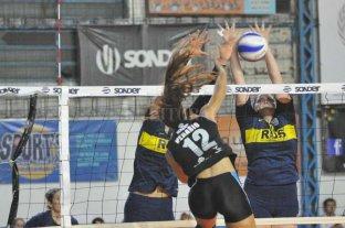 Voley: comienza la Liga femenina con tres partidos en Rosario y La Plata
