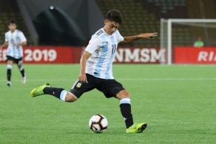Sudamericano sub 17: Argentina enfrentará a Uruguay