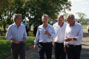 """Macri: """"Sé lo que cuesta llegar a fin de mes, pero estamos construyendo el país"""""""