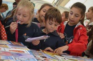Nuevo capítulo de la Feria del Libro