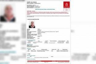 Alerta roja de Interpol para detener a Samid