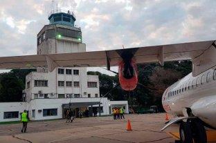 El norte santafesino busca restablecer los vuelos hacia y desde Reconquista