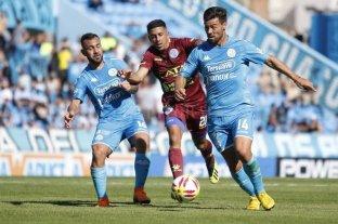 Belgrano se despidió con un triunfo ante Godoy Cruz
