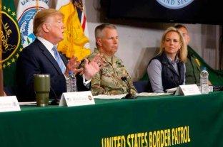 Trump anunció el reemplazo de su ministra de Seguridad Nacional