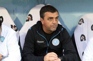 Osella dejó de ser el DT de Belgrano