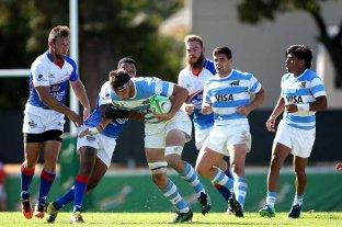 Los Pumitas se lucieron ante Namibia XV