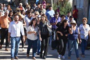 Encuentro por Santa Fe visitó Santa Rosa de Lima