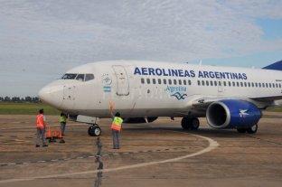 Echaron a seis empleados de Aerolíneas Argentinas por fraguar sus ingresos