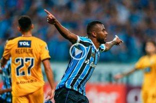 Rosario Central perdió con Gremio en Brasil