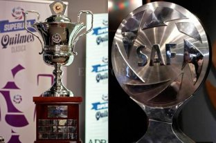 Superliga: Vuelven los torneos cortos al fútbol argentino