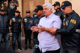 Samid será trasladado a la cárcel de Marcos Paz