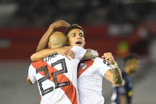 River goleó a Alianza Lima y se acomoda en la Libertadores