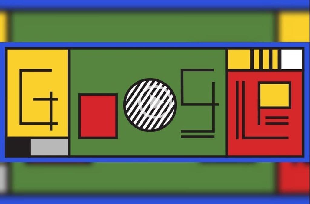 Google homenajea al movimiento Bauhaus con su doodle de hoy