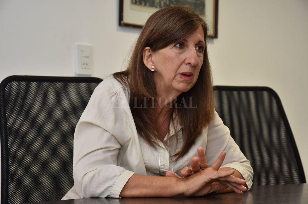 Patricia Chialvo, actual diputada provincial del PJ. <strong>Foto:</strong> Flavio Raina
