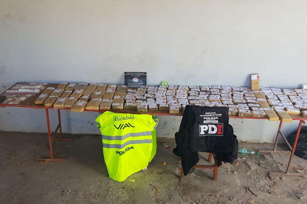 <strong>Foto:</strong> Prensa Ministerio de Seguridad