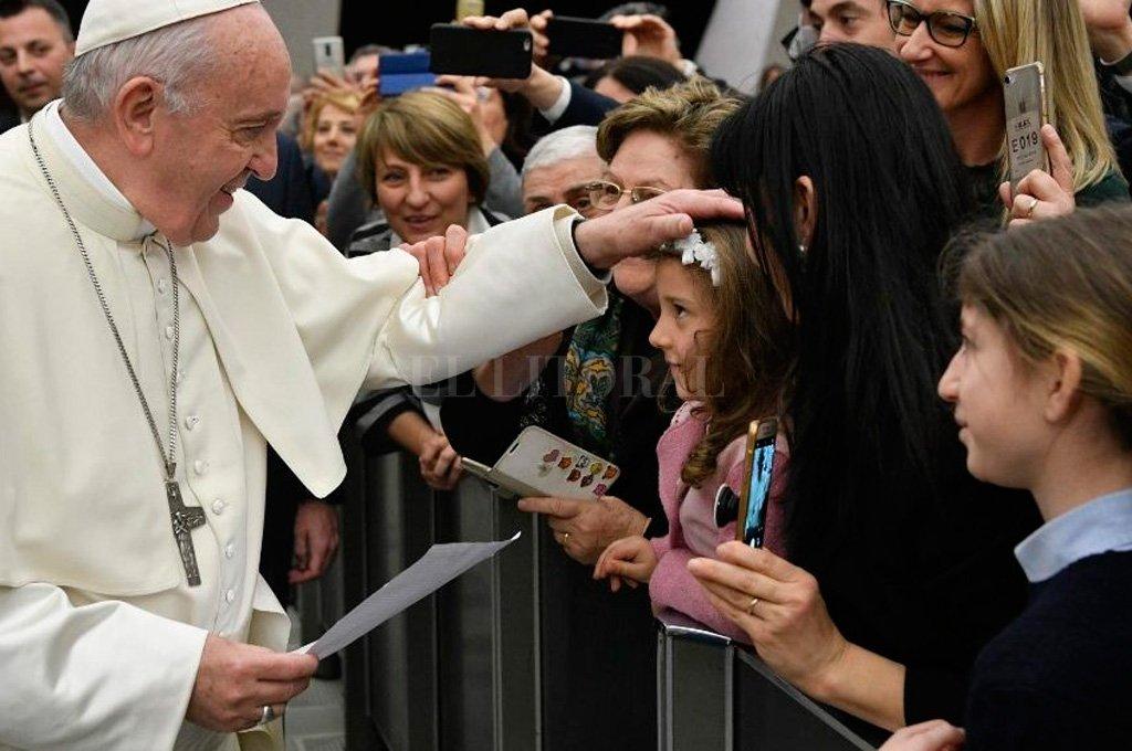 Crédito: Prensa Vaticano