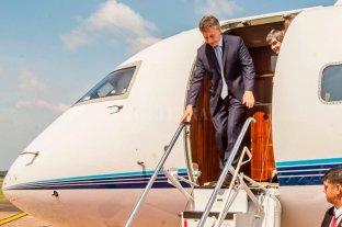 Macri viaja a Francia y Bélgica