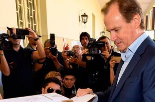 PASO en Entre Ríos: Bordet fue el candidato más votado
