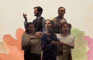 """Conversatorio en torno a """"La Biunda""""  - El espectáculo, que se estrenó en 2017, hizo un amplio recorrido que incluyó distintos escenarios. -"""