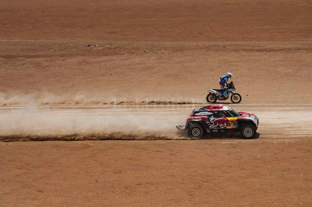 Crédito: Prensa Rally Dakar