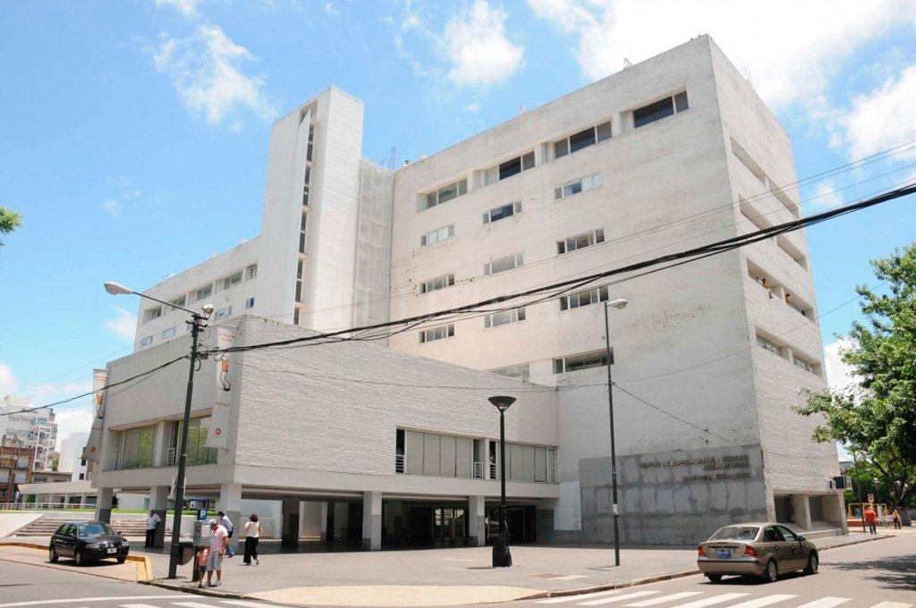 Cemar (Centro de Especialidades Médicas Ambulatorias de Rosario) Crédito: Gentileza