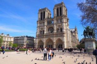 Notre Dame, una obra maestra de la arquitectura gótica