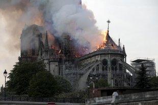 Notre Dame: Una restauradora argentina tiene una hipótesis sobre el incendio