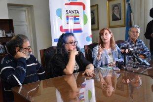 Andrea Uboldi garantizó la atención  oncológica en el nuevo Iturraspe