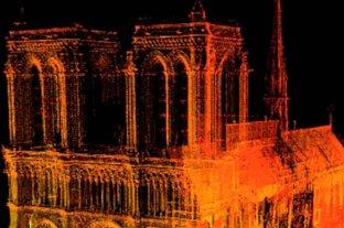 Notre Dame: la tecnología que ayudará a reconstruir la catedral exactamente igual que estaba