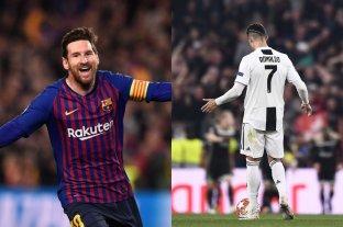 Champions: Barcelona avanzó con dos de Messi y Ajax eliminó a la Juventus de Ronaldo