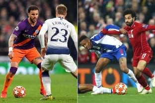 Champions League: Se definen los cuartos de final