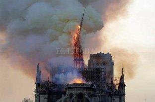 Francia lanza un concurso para reconstruir la aguja de Notre Dame