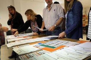 El Tribunal Electoral de Santa Fe exhibió los modelos de boletas únicas para las PASO