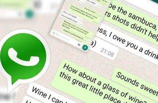 WhatsApp quiere prohibir las capturas de pantalla en conversaciones