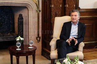"""Macri dijo que las medidas son para """"generar alivio"""" -"""