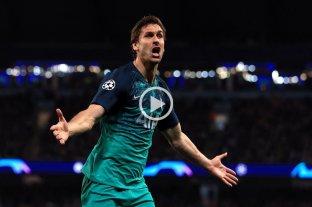 En un partidazo, Tottenham eliminó al City de Agüero y se metió en semis -  -