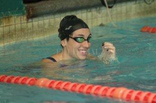 La nadadora santafesina Julia Sebastián batió el récord sudamericano en los 200 metros pecho