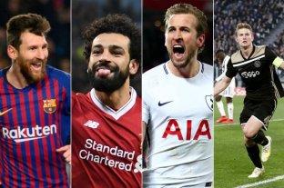 Champions League: Así quedaron las semifinales -  -