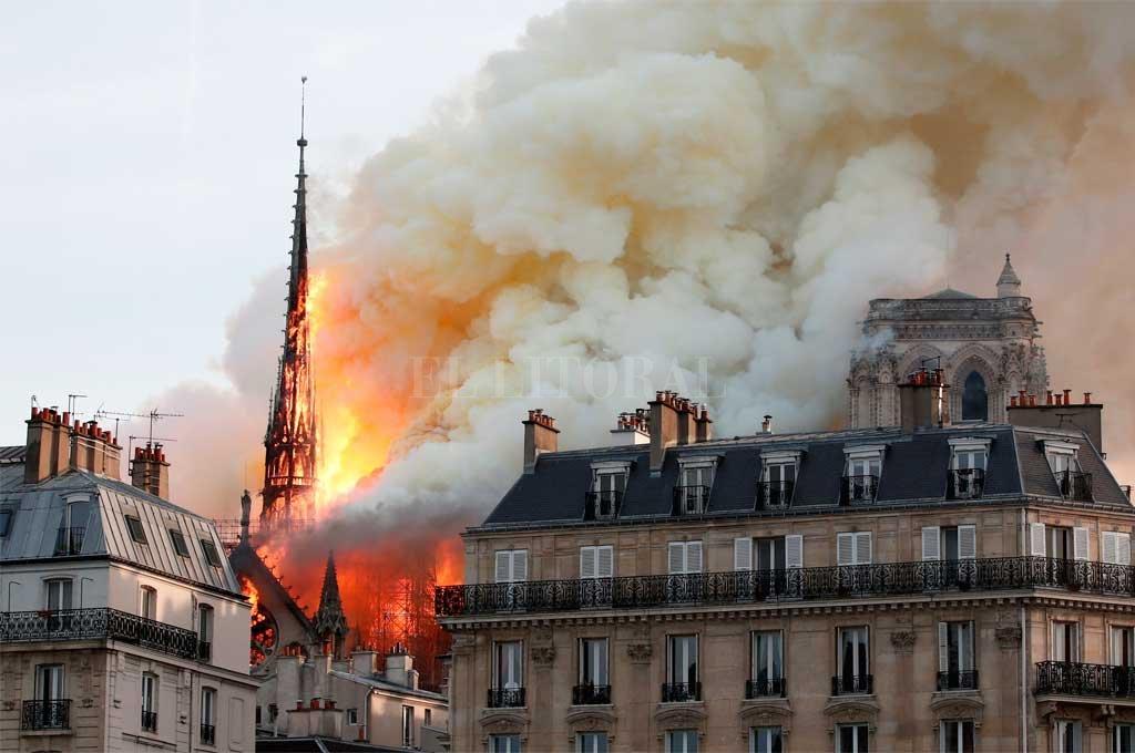 La reconstrucción de Notre Dame: utópico, sí, pero no imposible