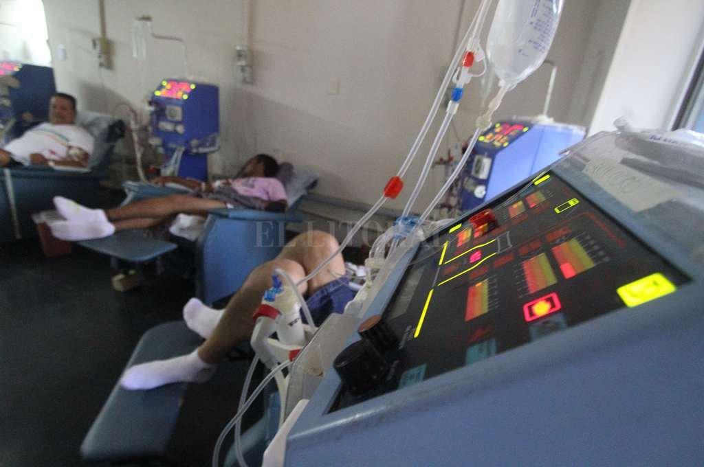Diálisis. El tratamiento es vital para los 2040 santafesinos que reciben hoy este tratamiento. <strong>Foto:</strong> Mauricio Garín
