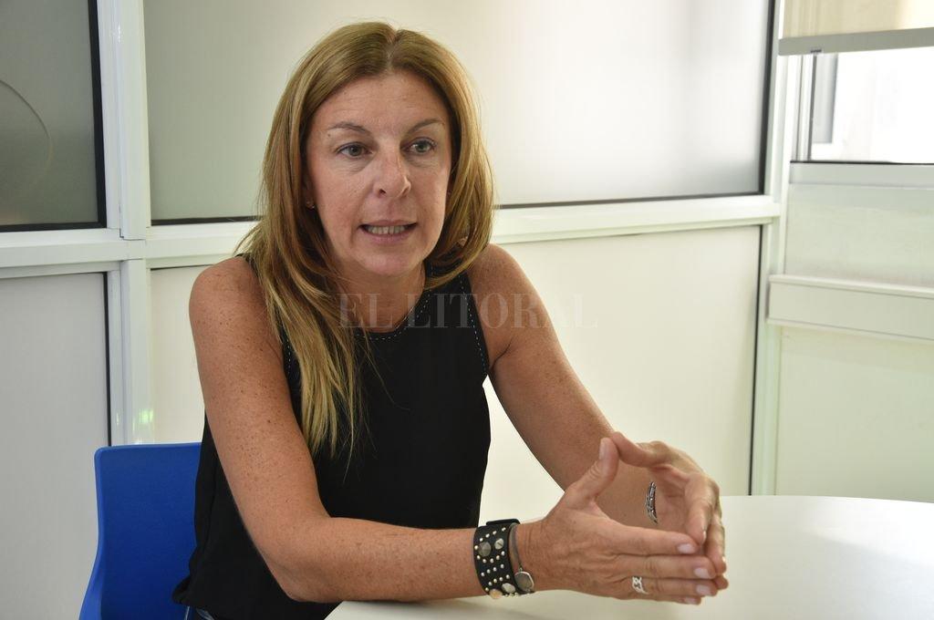 Analía Colombo, Defensora General de Niños, Niñas y Adolescentes.  <strong>Foto:</strong> Archivo El Litoral