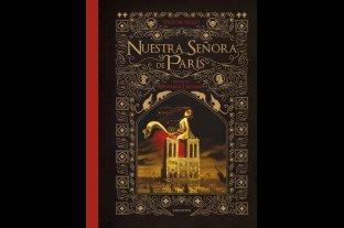 Víctor Hugo y Notre Dame en llamas