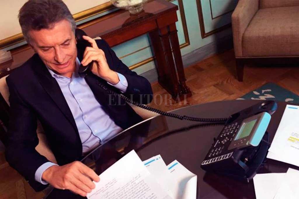 Macri se comunicó con los padres de su ahijado atropellado