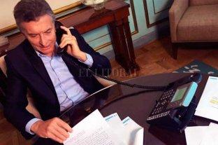 Macri se comunicó con los padres de su ahijado atropellado -  -
